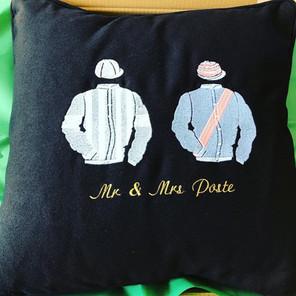 Mr & Mrs Poste
