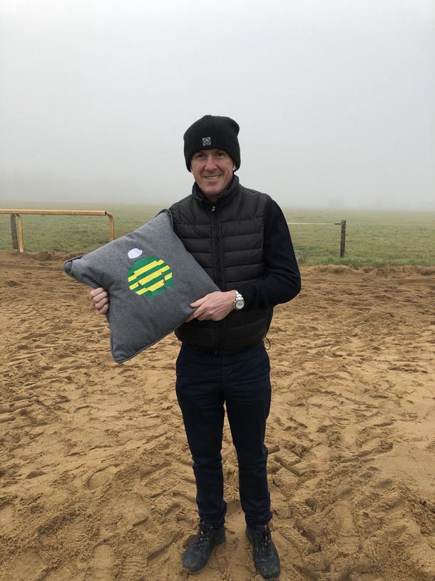 20 times Champion Jockey - Tony McCoy