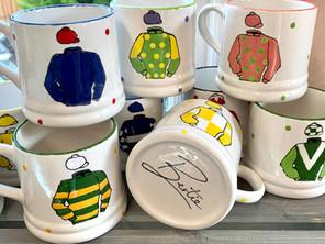 Racing Mugs