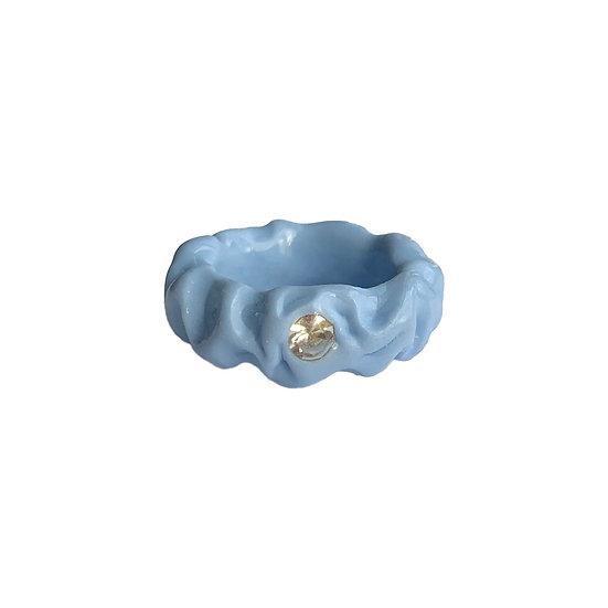 blu tack ring
