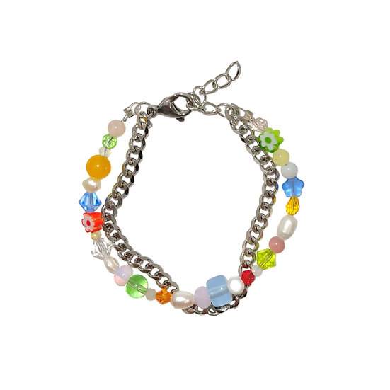 lazy layers bracelet