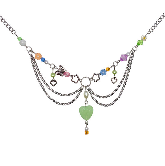 clutter necklace