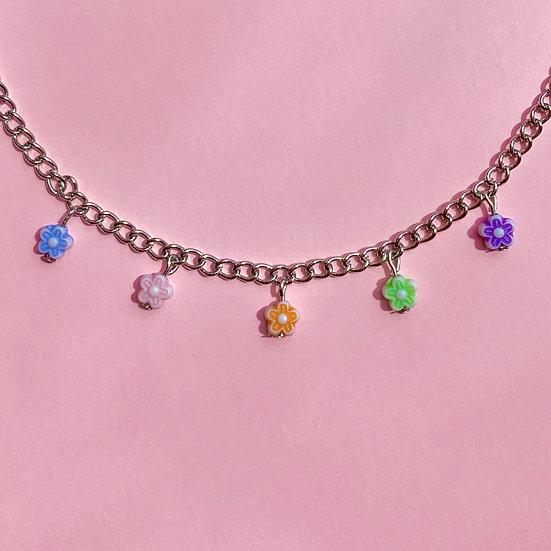 baby flower chain