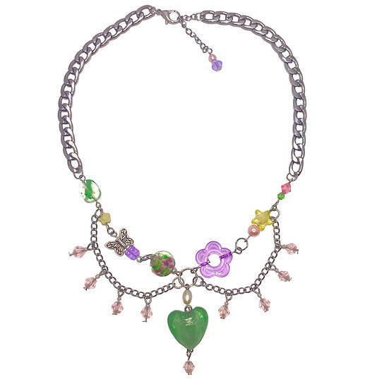 heart of hearts choker