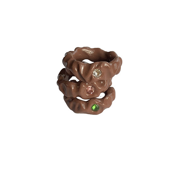 milk choc ring