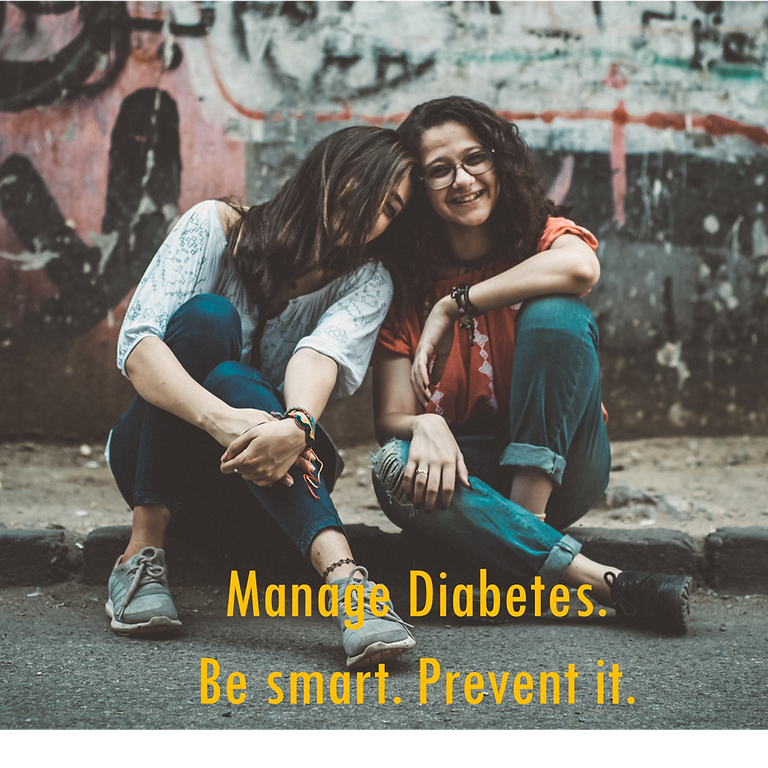 Diabetic: Don't become one!