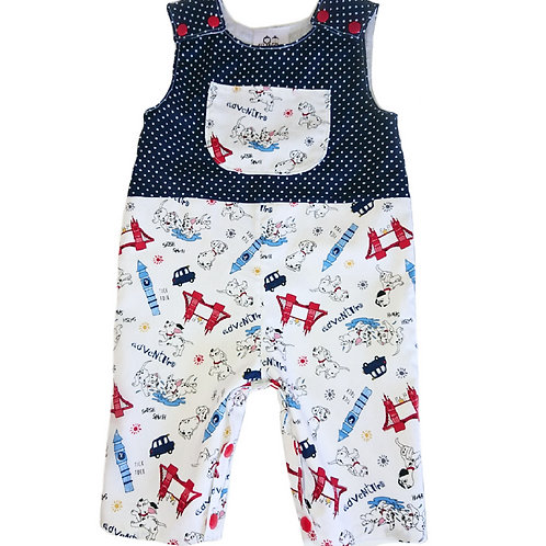 DUNGAREES - from