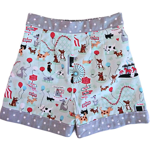 SHORTS - from