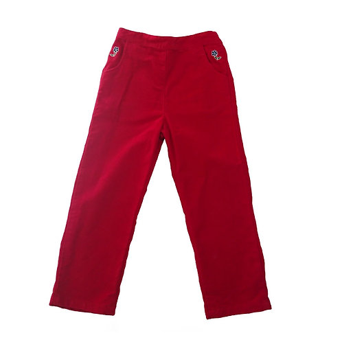 VINTAGE LAURA ASHLEY TROUSERS 4-5 YEARS