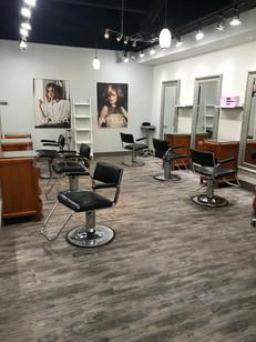 Salon Renovation - After