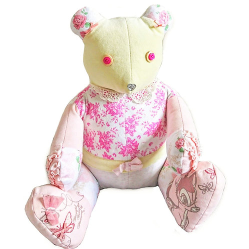 LARGE MEMORY BEAR - from