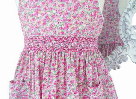 Beautiful vintage children's clothing