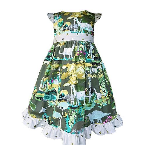 PARTY DRESS - from