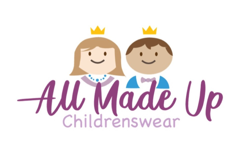 Beautiful 'Swans under the moonlight' skirt by All Made Up Childrenswear