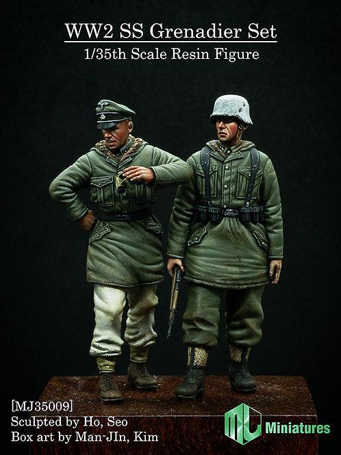 WW2 SS Grenadier Set