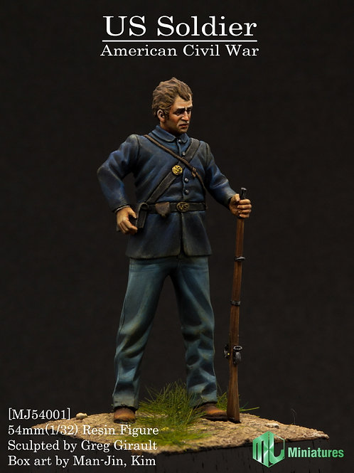 US Soldier, American Civil War
