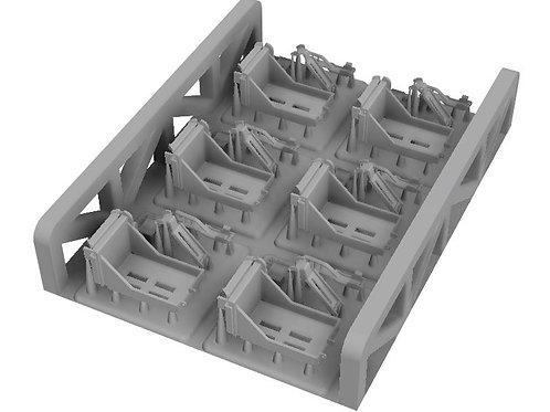 1/35 .50 CAL Ammuntion tray