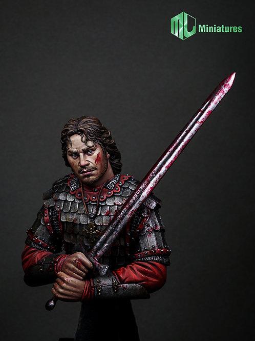 Alexander Nevsky,  The Battle of Lake Peipus, April 5, 1242