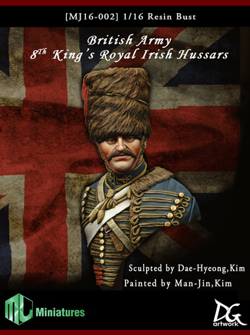 British Army, 8th King's Royal Irish Hussars