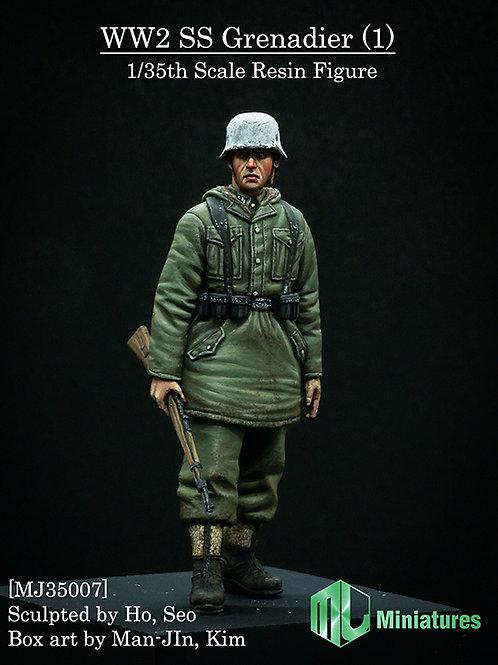 WW2 SS Grenadier (1)