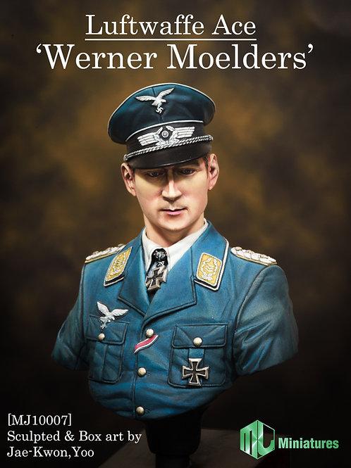 Luftwaffe Ace, 'Werner Moelders'