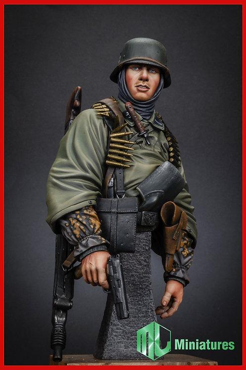 WSS Grenadier in Ardenne, 1944