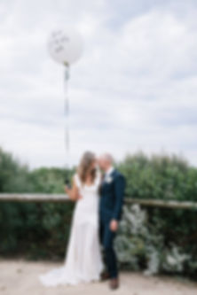Love is in the air at the wedding of Mick and Jaimee, captured by Amanda Shackleton from The Hitched Collective