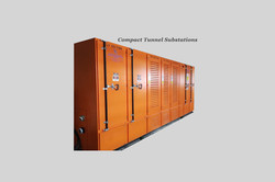 Compact Tunnel Substations
