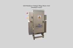 GIS Medium Voltage Ring Main Unit (Outdo