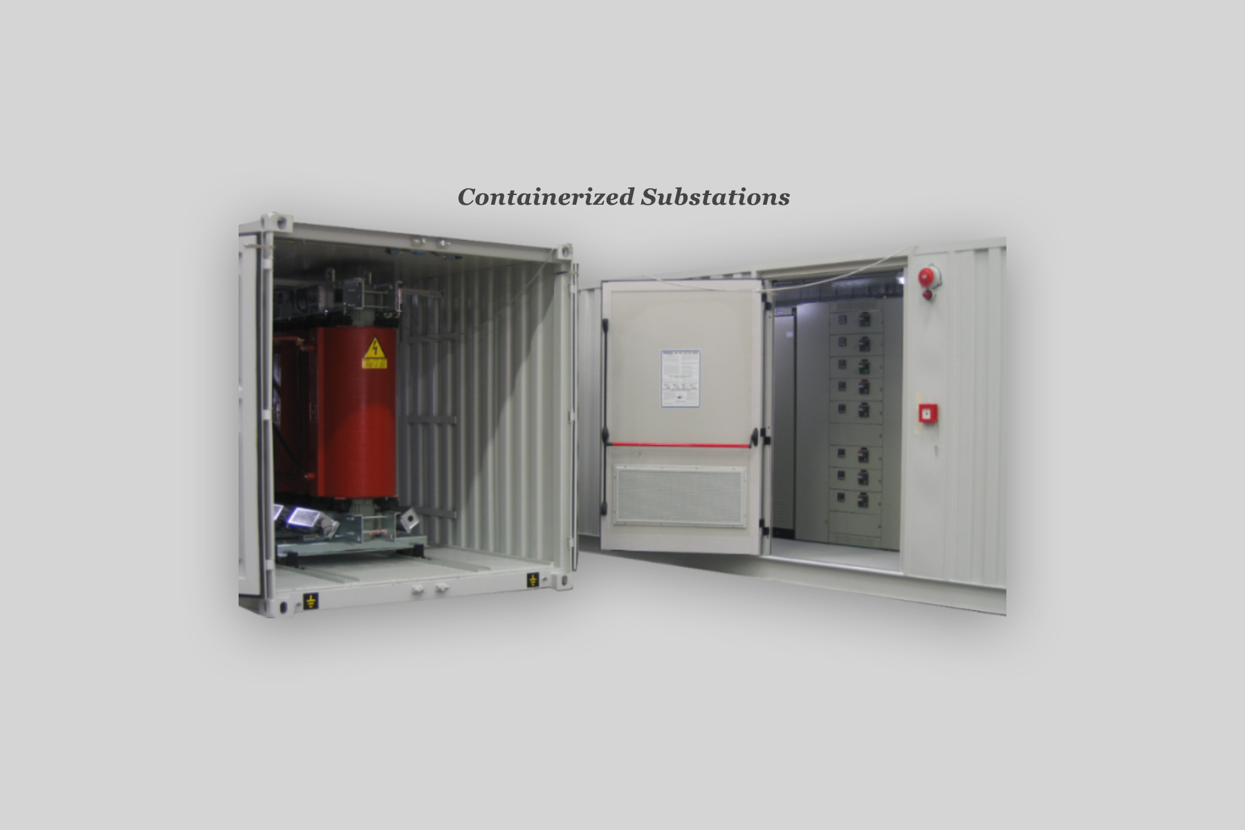 Containerized Substations 2
