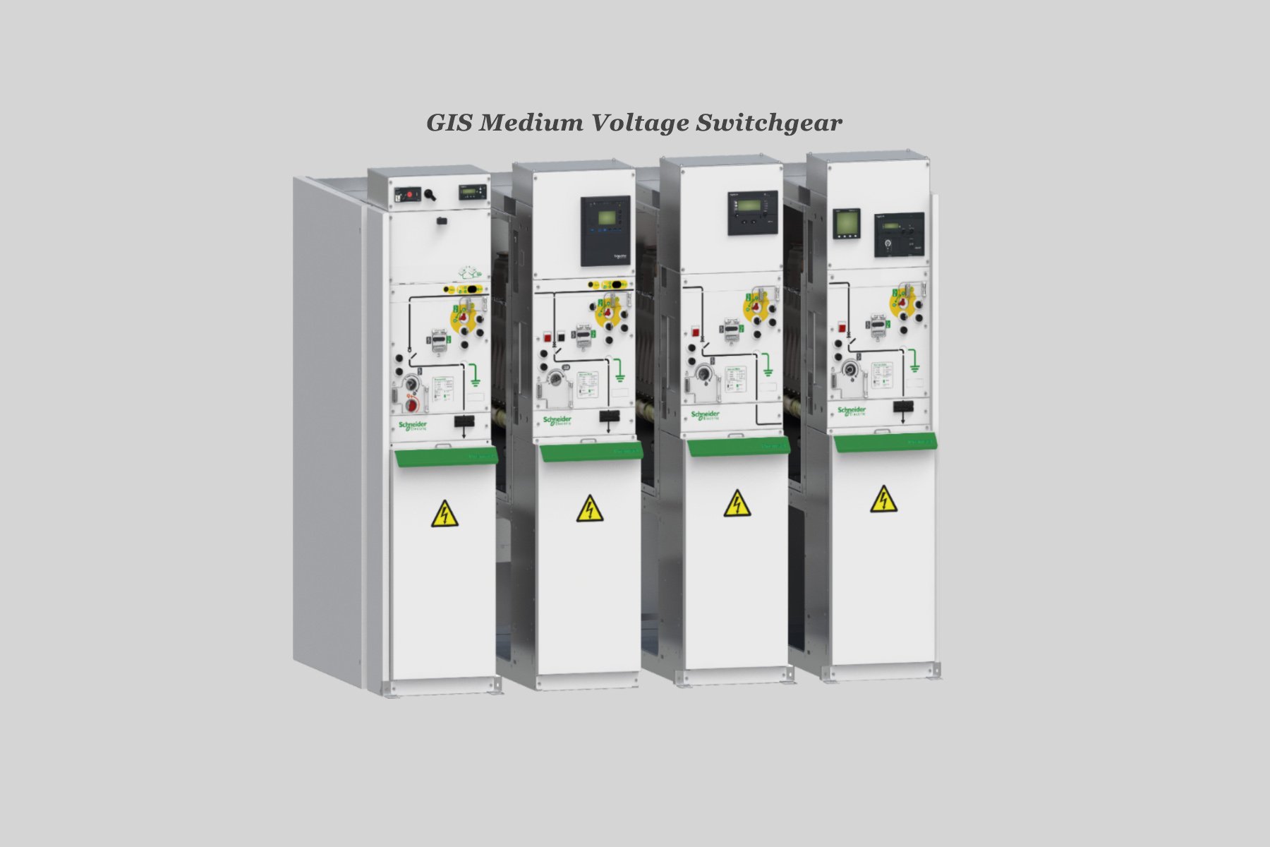 GIS Medium Voltage Switchgear