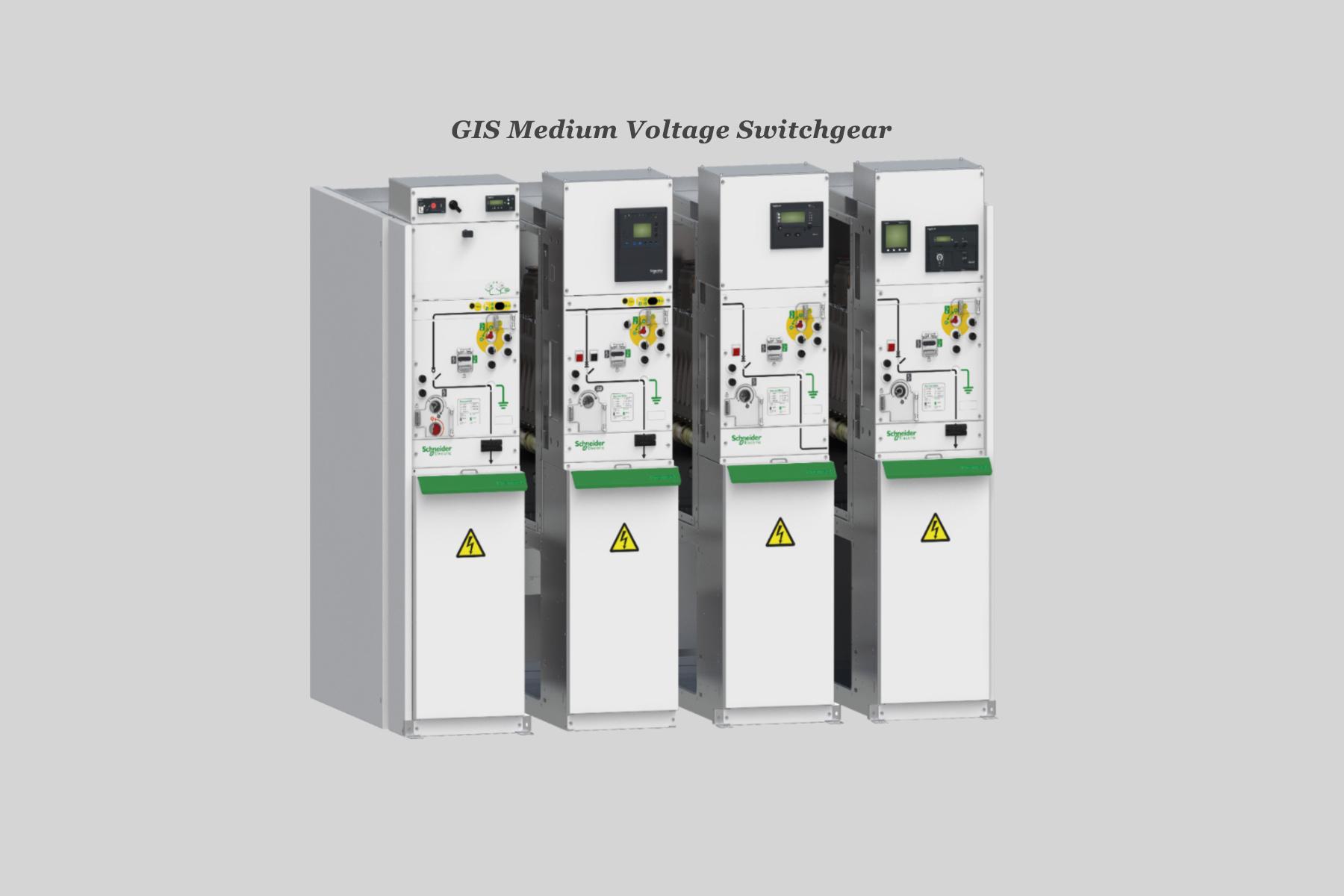GIS Medium Voltage Switchgear