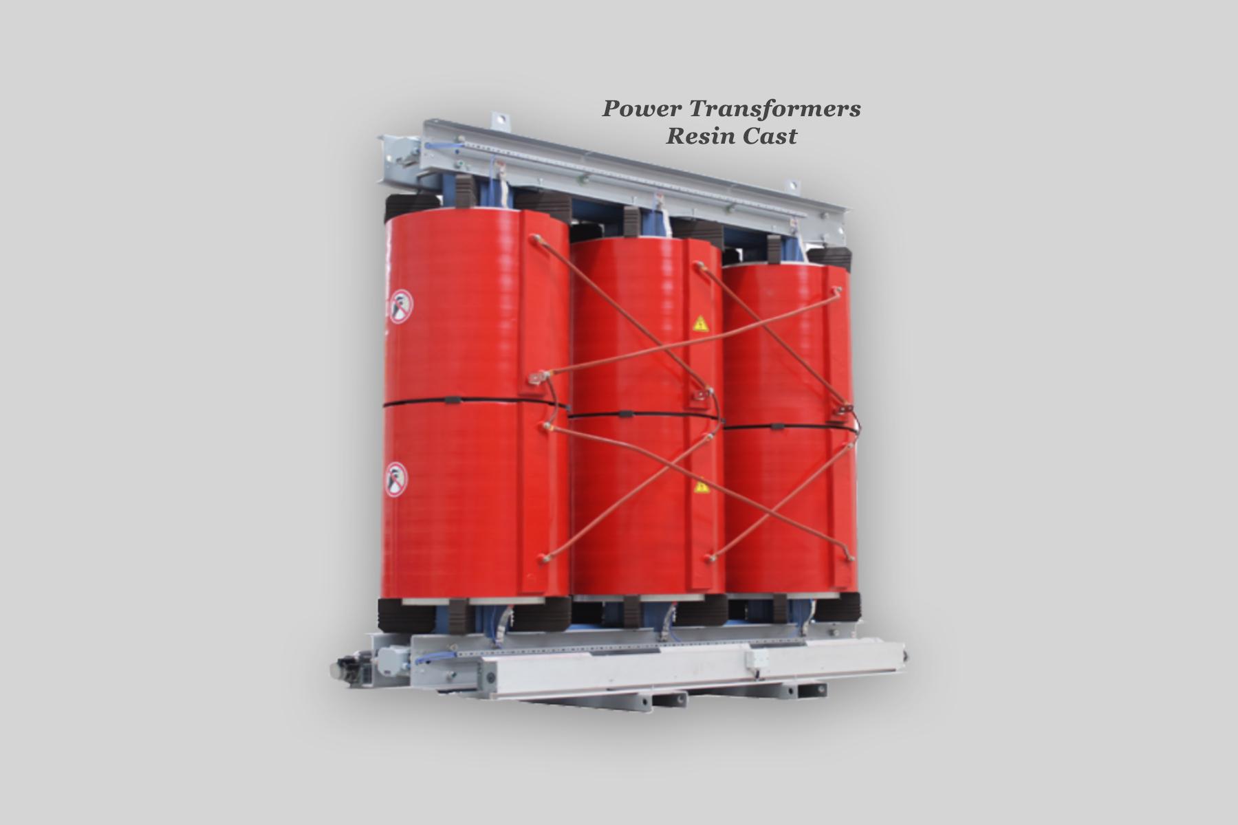Power Transformer Resin Cast