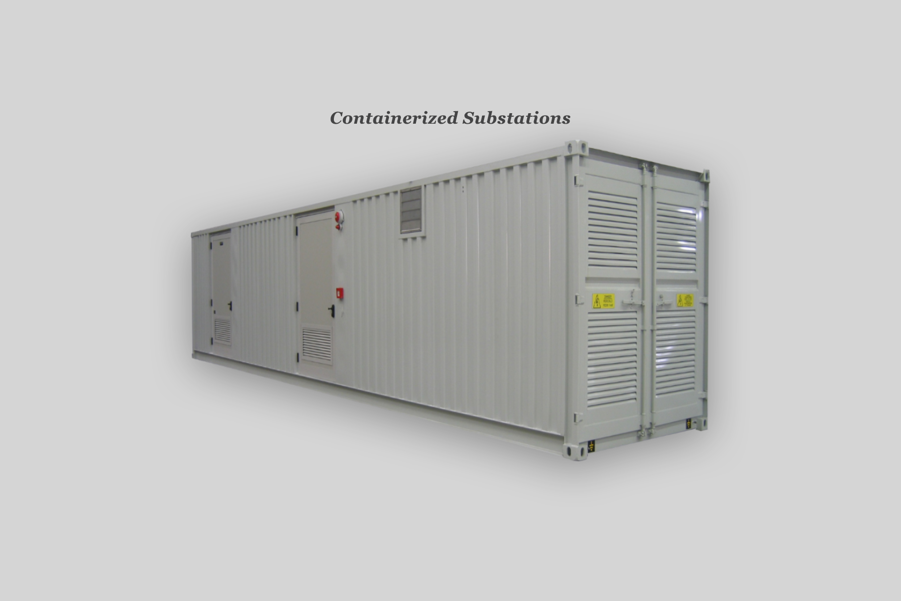 Containerized Substations 3