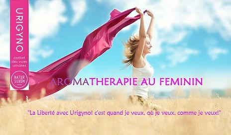 urigyno aromatherapie pour cystite