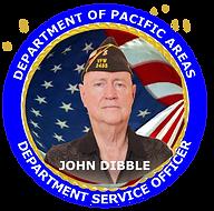 DPA BENEFIT SERVICE OFFICER JOHN DIBBLE