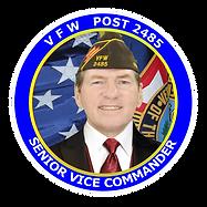 POST SENIOR VICE COMMANDER DAVID MASON.p