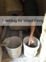 Wadding for Wood Firing