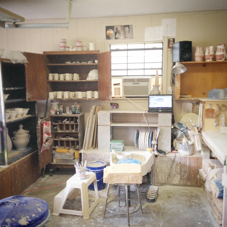 Current Studio --garage
