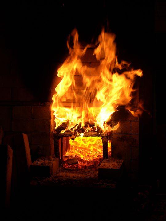 We Love FIRE!