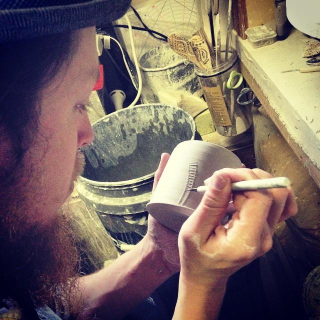 Logan mishima carving