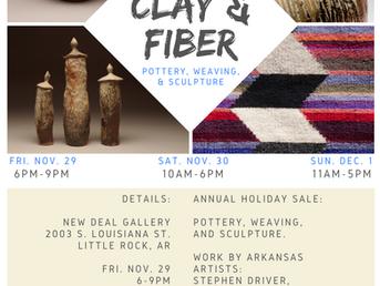 Clay & Fiber  2019