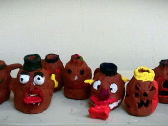 5 Great Clay Projects for Children & Junior High!