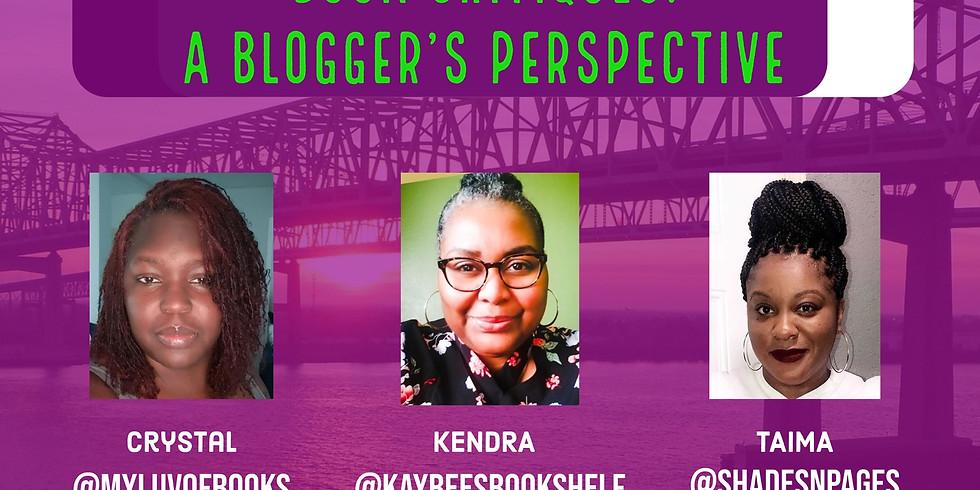 Book Critiques: A Blogger's Perspective