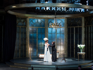 Rodula directs a revival of her acclaimed production of La traviata at London's Opera Holland Park.