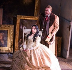 Rodula is directing a revival of La traviata at the Royal Opera House