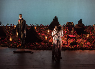 Opening night of BYO's double bill of Riders to the Sea and Savitri.
