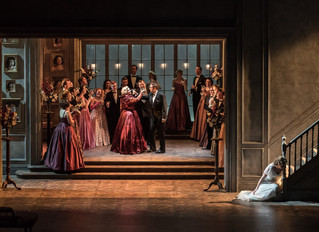 *****Reviews are out for Vanessa at the Wexford Festival Opera