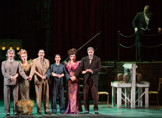 Great reviews for Cenerentola in Teatro Verdi di Trieste.