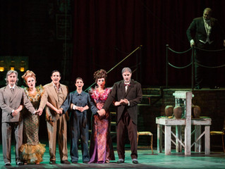 Great reviews for Cenerentola in Teatro Verdi di Trieste.